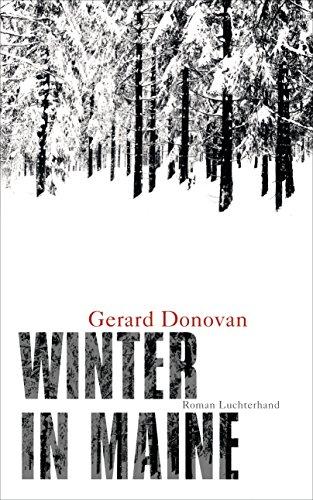 Buchseite und Rezensionen zu 'Winter in Maine: Roman' von Gerard Donovan