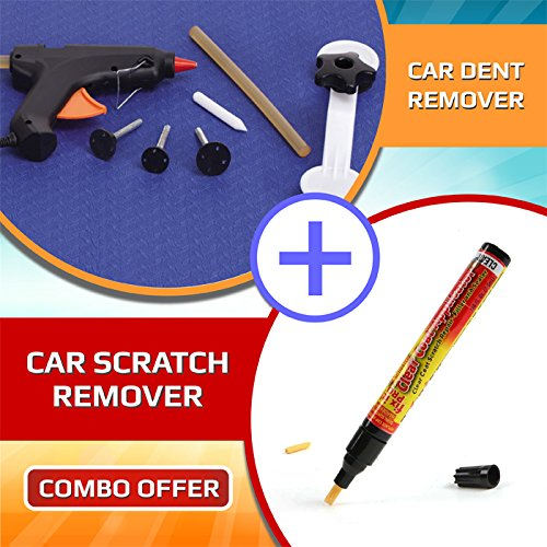 Varshine Super Car Dent Remover Kit with Scratch Remover W-152  available at amazon for Rs.489