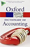 A Dictionary of Accounting 4/e (Oxford Quick Reference)