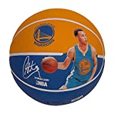 Spalding Player Curry Size 7 Basketball (Multi color)