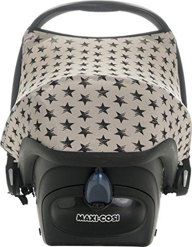Sonnenverdeck für Maxi-Cosi Cabriofix Gruppe 0 Dark Sky - 3