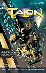 Talon Vol. 2: The Fall of the Owls (The New 52)