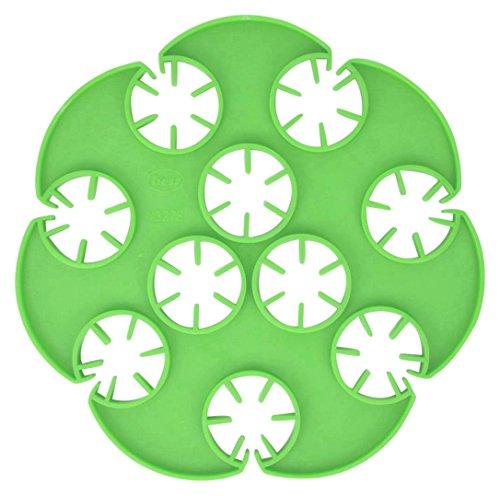 3Wigwam Garten Bambus Zuckerrohr Griff für bis zu 10Zuckerstangen ()