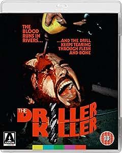 The Driller Killer Dual Format [Blu-ray]