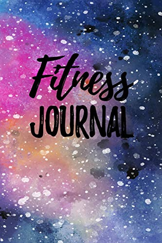 Fitness Journal: Blank Lined Gym Notebook: 6