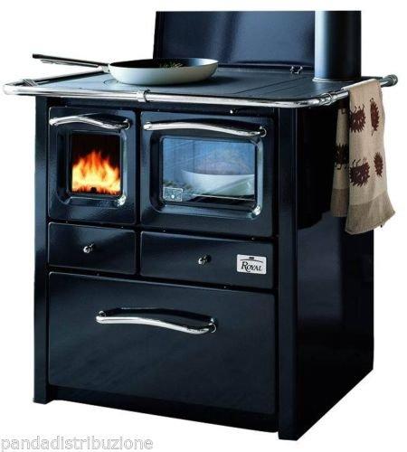 Cucine / Cucina Royal a legna Mod. Gaia canna di fucile