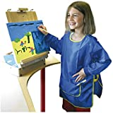 EDUPLAY Le tablier de peinture, bleu