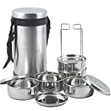 Jvl Hot Insulated Stainless Steel Tiffin...