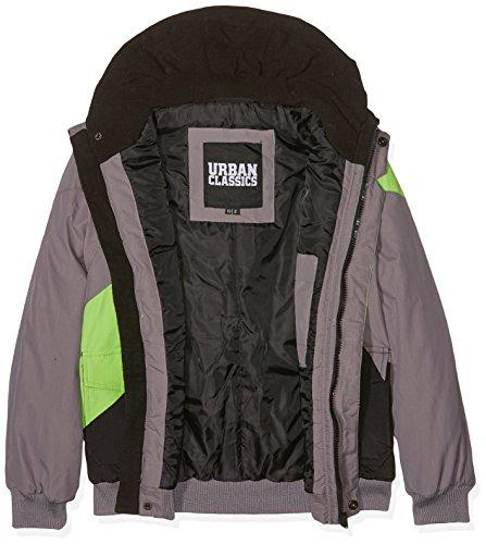Kids Zig Zag Fastlane Jacket Mehrfarbig (Grylgrblk 135)