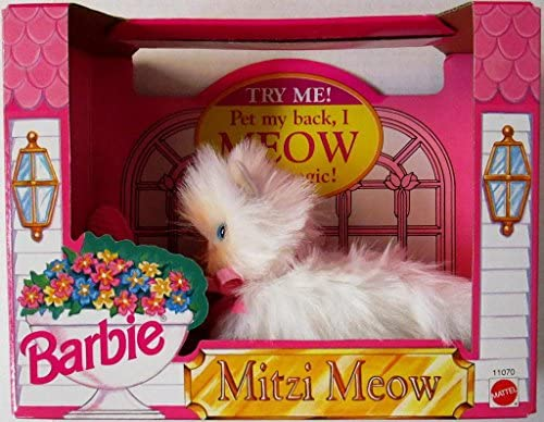 BARBIE MITZI MEOW MEOW MITZI 1993 by Mattel B0018Y42H4 835695