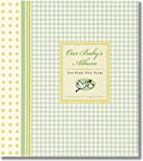 Our Baby's Album: The First Five Years-Record Keeper and Photograph Album (with slip case)