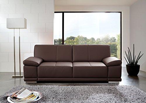 3-Sitzer Sofa Corianne Echtledercouch-180921151155