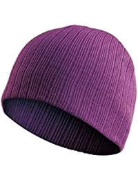 MasterDis Women's Beanie Purple Purple One size