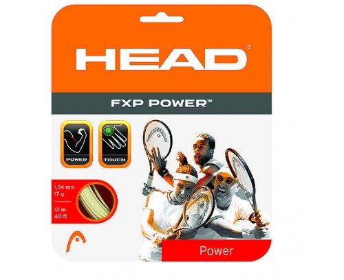 Preisvergleich Produktbild HEAD Fxp17 Fibergel Technology Jeu de Cordage de Tennis