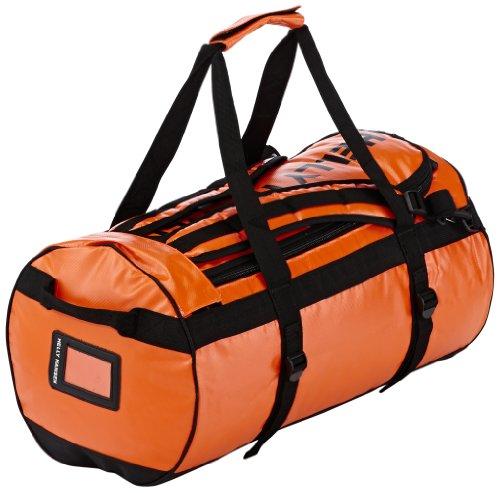 Helly Hansen Duffel Bag – Spray Orange, 90 Litre