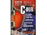 100 Hits in C-Dur, für Keyboard, Klavier, Gitarre, Ringbuch, Band 1 by Gerhard Hildner (2001-02-05)