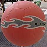 URBANBALL Ballon Freestyle Football Rose - Pink Fire