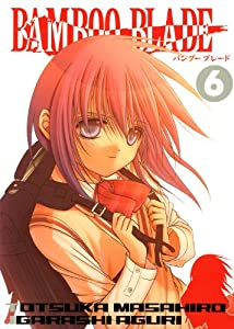 Bamboo Blade Edition simple Tome 6