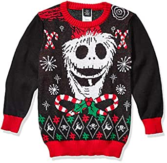 Disney Boys' Ugly Christmas Sweater: Amazon.in: Clothing
