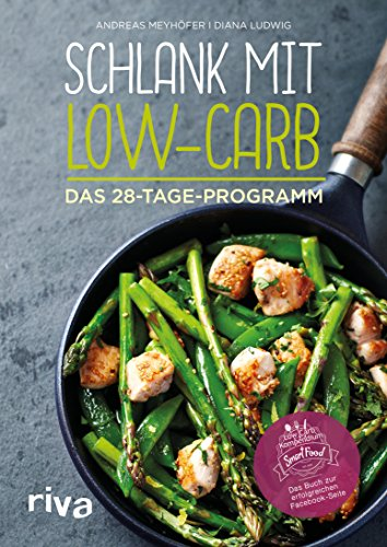 Schlank mit Low-Carb: Das 28-Tage-Programm (Low Carb Ebooks)