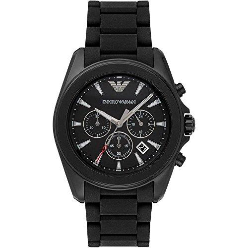 giorgio-armani-homme-44mm-bracelet-caoutchouc-boitier-plaque-ion-acier-inoxydable-quartz-montre-ar60