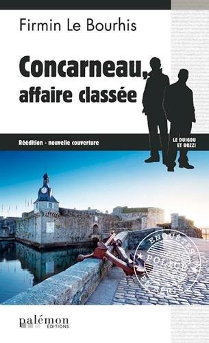 CONCARNEAU, AFFAIRE CLASSEE