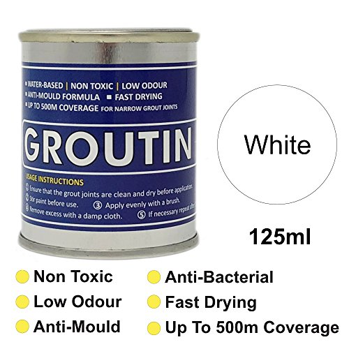 Blanco groutin lechada Reviver