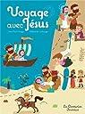 Voyage avec Jésus par Mongin