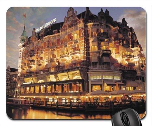 Preisvergleich Produktbild hotel europe in amsterdam Mouse Pad, Mousepad
