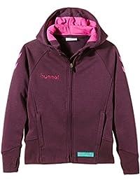 Hummel momentum sweat-shirt à capuche pour fille