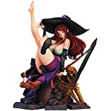 Max Factory Dragon's Crown: Sorceress PVC Figure (1:7 Scale) by Max Factory