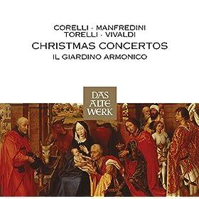 Concerto grosso in G Minor, Op. 6 No. 8, 'Fatto per la notte di Natale': II. Allegro