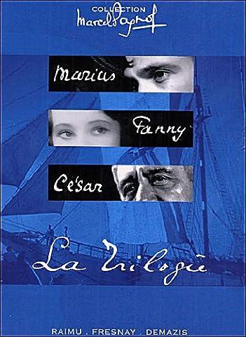 Coffret Pagnol - La Trilogie Marseillaise : Marius - Fanny