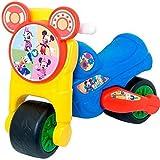 Famosa 800006252 - Motocicletta Mickey Mouse, multicolore