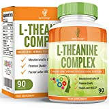 L-Theanine Supplement - High Strength Theanine Complex With Added Magnesium and Zinc