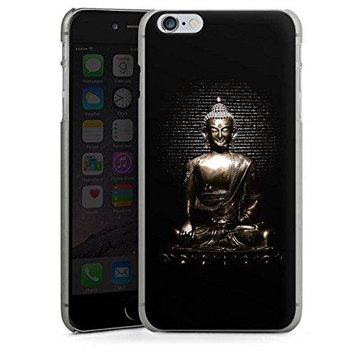 Apple iPhone SE Housse Outdoor Étui militaire Coque Statue Bouddha Bouddhisme CasDur anthracite clair