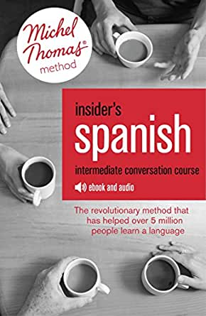 Insiders spanish intermediate conversation course learn spanish kindle price fandeluxe Images