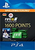 FIFA 18 Ultimate Team - 1600 FIFA Points | PS4 Download Code - deutsches Konto