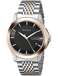 6268846c658c Gucci YA126410 - Reloj de Cuarzo para Hombre
