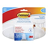 Best Command Large Towels - 3M Command Bathroom Hook with Water Resistant Strips Review