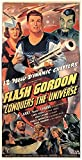 Flash Gordon Conquers The Universe Carol Hughes Larry 'Buster' Crabbe Charles Middleton 1940. Movie Poster Masterprint (24 x 36)