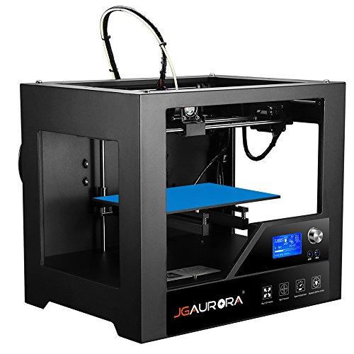 JGAURORA Z-603S 3D Drucker mit Metallrahmen Struktur  Baugröße für Schule Industrie CNC 3D-Drucker -