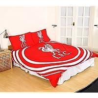 OFFICIAL Liverpool FC FOOTBALL Duvet Bedding Quilt KOP BED SET Single Reversible