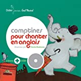 Comptines pour chanter en anglais (1CD audio)