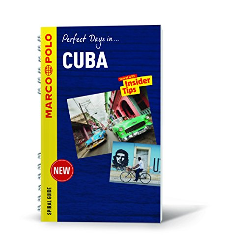 Cuba Marco Polo Travel Guide - with pull out map (Marco Polo Spiral Guides) (Marco Polo Perfect Days)