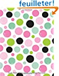 Cute Polka Dots 2016 Monthly Planner