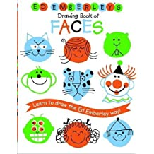 Ed Emberley's Drawing Book of Faces (REPACKAGED) (Ed Emberley Drawing Books)