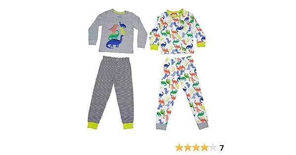 EX UK Chainstore Skull Print Boys Pyjama ~Sizes 5-6 Years Old
