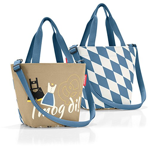 Reisenthel Shopper Xs Special Edition Sporttasche, 31 cm, Aquarius bavaria 2