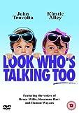 Look Who's Talking Too [DVD] [1991] by John Travolta